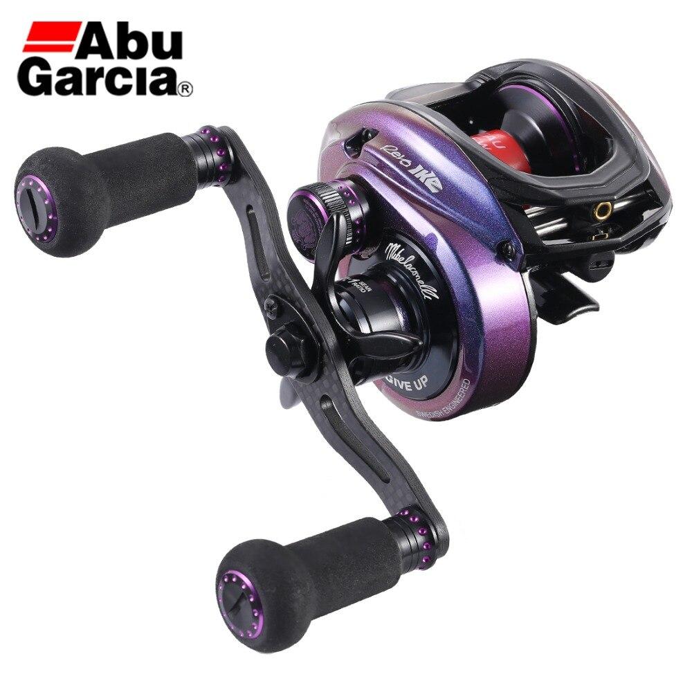 ABU GARCIA REVO 4 IKE Low Profile Fishing reel 10 1BB 6 6 1 8 0