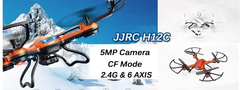 JJRC H12C
