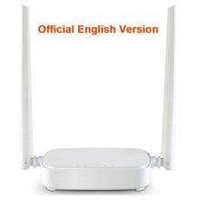 Английская Версия Беспроводной WI-FI Маршрутизатор Tenda WI-FI Повторителя Booster Extender Домашней Сети 802.11 b/g/n RJ45 300 мбит/с