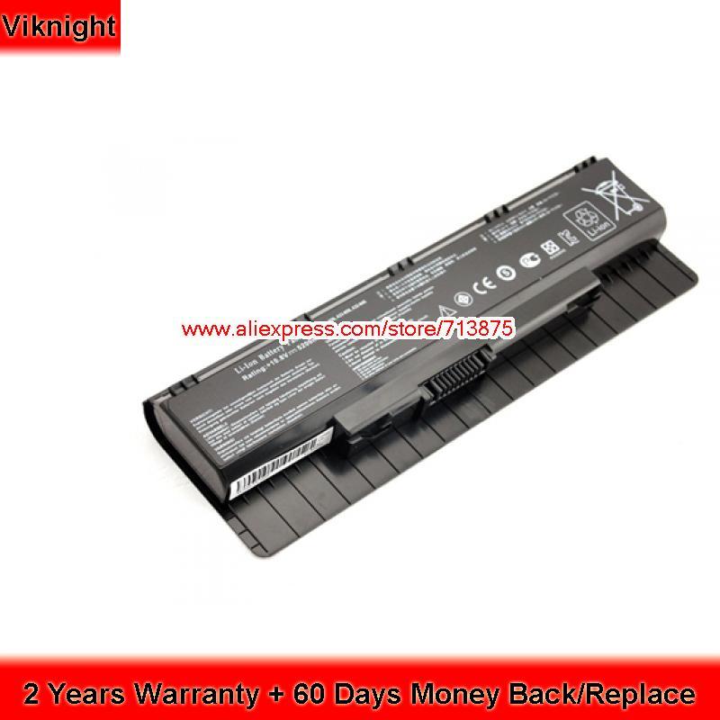 N56L82H Laptop Battery For Ausu N56V A32-N56 N56DP N56VM N46VZ N56VZ N56VJ N76V N76VZ N76VJ N76VM цена