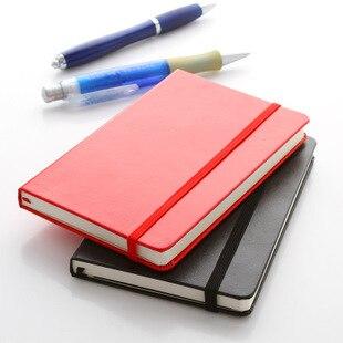Deli 3314 premium notebook wysokiej jakości etui z pu kieszonkowy notatnik komercyjny pamiętnik przenośny notatnik mały planner