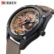 2016 Gw1278 Simple Lona Impermeable Relojes de Moda de Cuarzo de Acero Inoxidable Reloj de Los Hombres Casual Reloj Relogio masculino