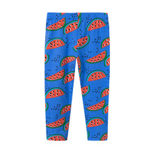 Toddler Leggings Fille Baby Girls Pants Animal Pattern Clothes Kids Cotton for Trousers Children