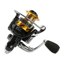 Metal Spool Spinning Fishing Reel 13+1BB Superior EVA handle Wheel for Freshwater 1000 - 7000 Series Saltwater Fishing wheel