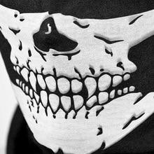 Motorcycle Skull Face Mask  s Warm Cap Bicyle Bike Balaclavas Scarf