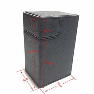 Image 4 - متوسطة الحجم علبة كرتون سطح السفينة صندوق سطح السفينة للحصول على أرواق لعب المجلس السحري: اللون الأسود