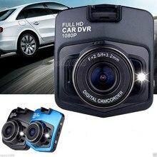 """2.4 """"LCD Coche DVR 1080 P de la Cámara del Vehículo Grabador de Vídeo Dash Cam g-sensor de Visión Nocturna Grabación Del Ciclo"""