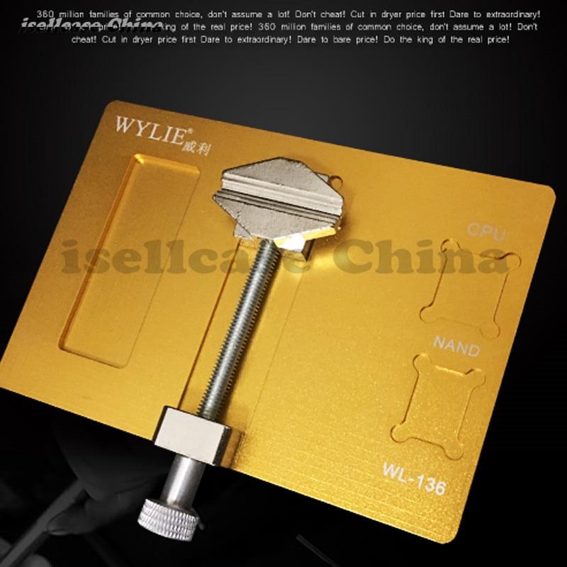 Morsetto fisso fisso della scheda madre di colore dell'oro della CPU - Set di attrezzi - Fotografia 3