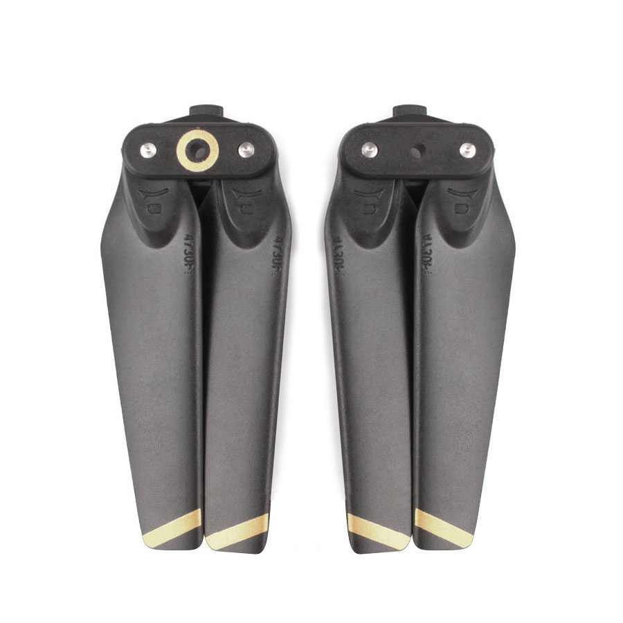 1 Pair 4730F Propellers Quick-release Foldable Props for DJI SPARK