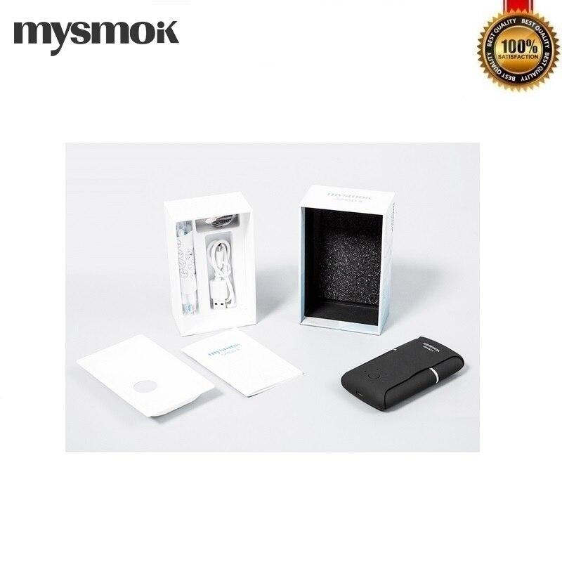 Image 5 - Original MYSMOK ISMOD II Kit Heat Not Burn with Double Rods  2200mAh Built in Battery  for Heating Tobacco Cartridge  VaporizerElectronic Cigarette Kits