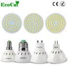 ECO CAT Bombillas led 3W 4W 5W 6W AC 220V 110V SMD 2835 5730 LED Spotlight bulbs GU10 for home Energy Saving Lampada lamp