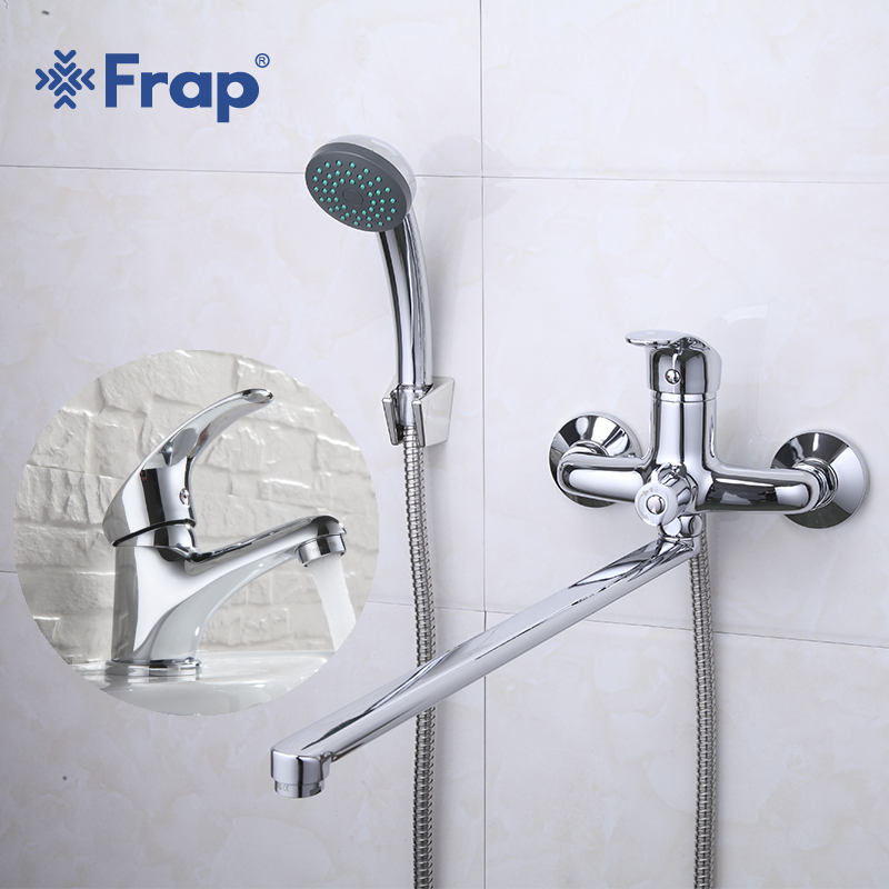 Home Improvement Uythner Bidet Faucet Brass Shower Tap Washer Mixer Cold Hot Water Mixer Crane Square Shower Sprayer Head Tap Toilet Faucets Bidets