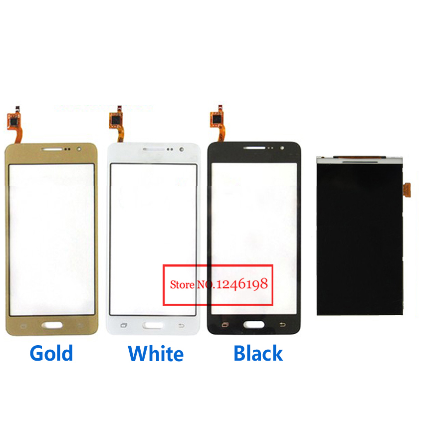 Black White Gold font b Touch b font font b screen b font Digitizer LCD Display