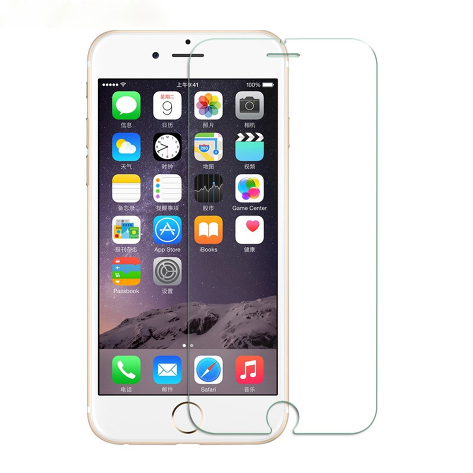 iphone 5 5s se screen protectors protective film  tempered glass (2)