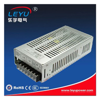 100w power supply with PFC function CE RoHS approved SP 100 5 AC input full range dc output 5v power supply