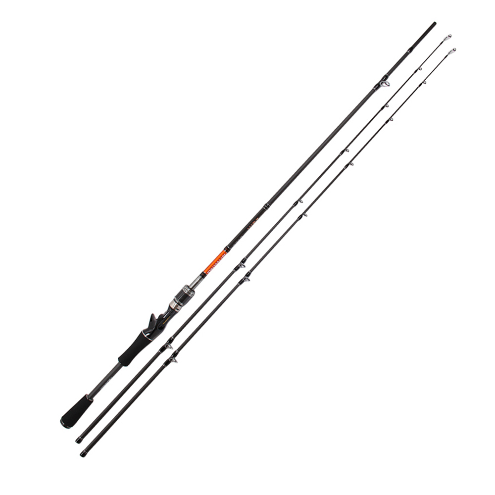 Tsurinoya joy together 2 tip spinning fishing rod 7' 8' M and ML actions 5 15g 7 20g lure weight Bastcasting Fishing Rod