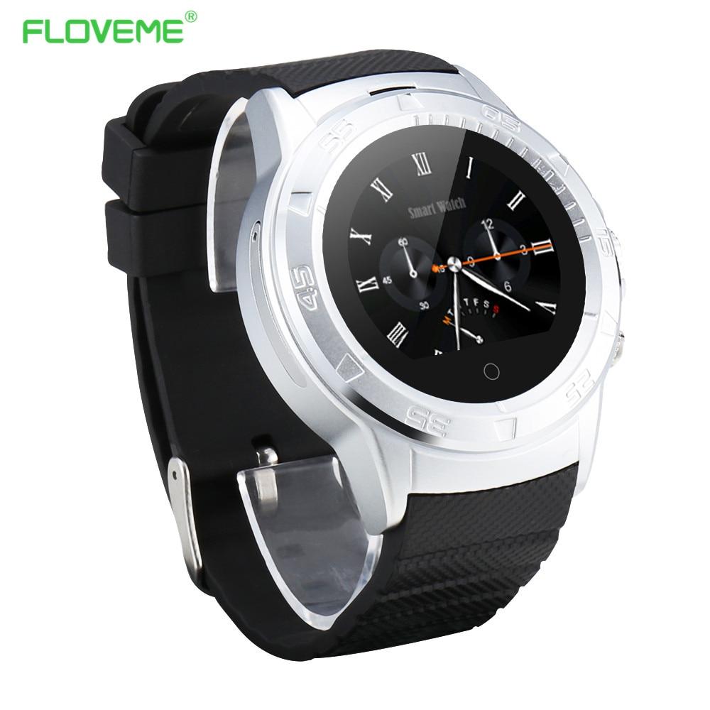 FLOVEME Bluetooth font b Smart b font font b Watch b font New G6 Passometer Smartwatch