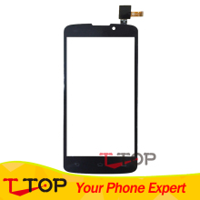 Touch Screen For Philips Xenium V387 Touch Screen Digitizer Front Glass Len 1PC/Lot