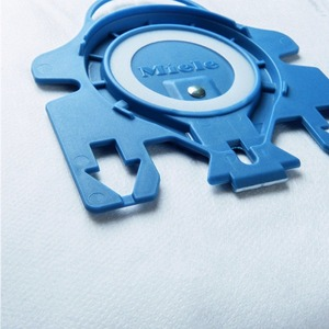 Image 3 - Miele Type GN Deluxe 합성 진공 및 4 필터 용 10 개/몫 S2 S5 S8 C1 C3 Hepa 진공 청소기 먼지 봉투 (필터 포함)