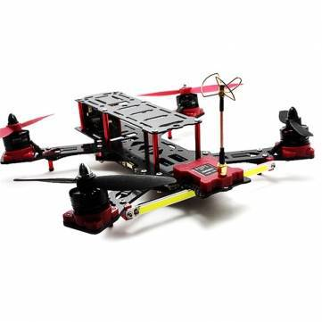 professional rc drone Nighthawk Pro 280mm Quadcopter Frame Size Carbon Fiber And Glass Fiber Mixed professional