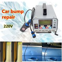 220V 1100W Car Paintless Dent Repair Remover PDR Induction Heater Hot Box 2018
