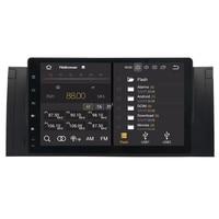 RoverOne Octa Core Pure Android 8.0 for BMW E39 E53 X5 M5 Auto Radio Stereo GPS Navigation Headunit Media Multimedia Player