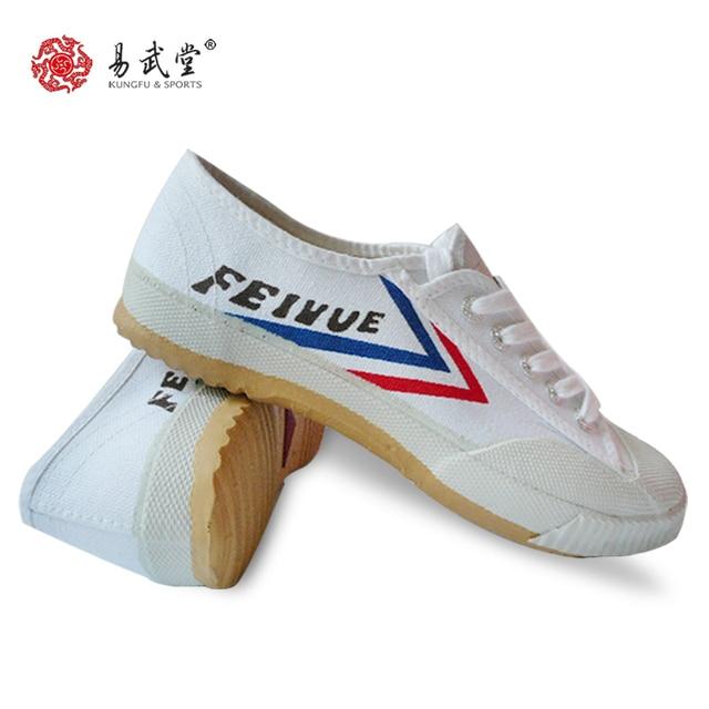 Feiyue Kungfu спортивная обувь таичи тхэквондо тренировочные Прогулочные кроссовки для мужчин и женщин Тай чи обувь для мужчин и китайский martia Wushu
