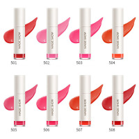 Lip Glaze Lip Gloss Lip Gloss Lasting Color Development Moisturizing Lipstick No Makeup Liquid Lipstick  Lip Tint