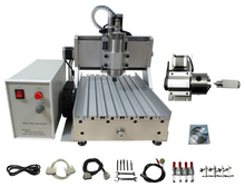 cnc lathe machine 3020Z VFD800W 4axis cnc router with water cooling spindle