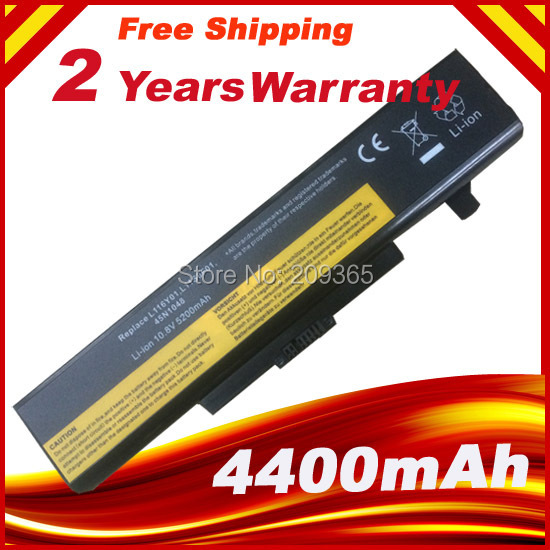 6 cells battery for lenovo IdeaPad Y480 G710 G700 Z580 G480 G585 Y480 Y485 Y580 Z380 Z580 G400 G485 G580 Y480N купить в Москве 2019