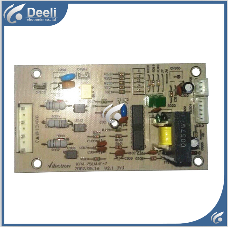 95% new good working forair conditioning motherboard electronic control board pc board KFR-75LW/E-7 on sale 574680 001 1gb system board fit hp pavilion dv7 3089nr dv7 3000 series notebook pc motherboard 100% working