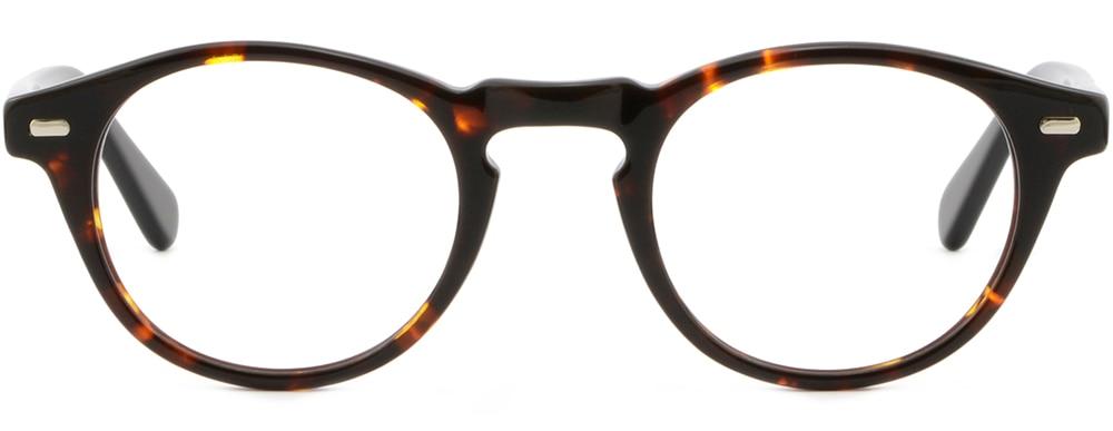 Square Vollrand Damen Herren Acetat Brille Kunststoff Fassung Transparent
