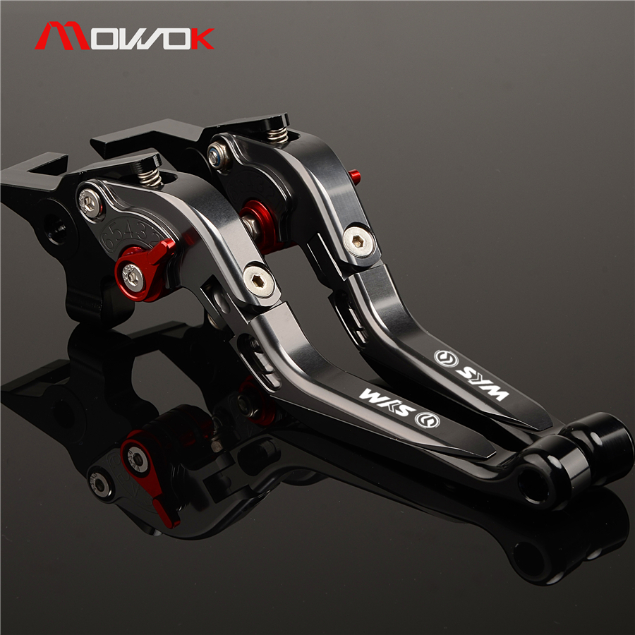 For SYM CRUISYM 300 2017 2018 Moto Scooter Aluminum Clutch brake levers