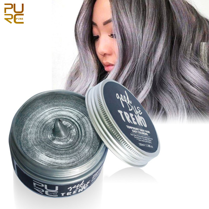 rurc color hair dye disposable