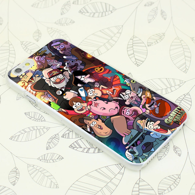 Gravity Falls Case For iPhone