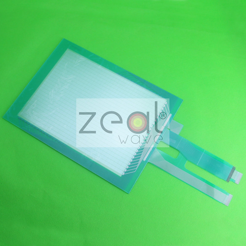 2pcs/Lot Free shipping Touch Screen Touch Panel Glass Used On GP2501-SC11 10pcs lot free shipping njg070063aglf v2 touch screen