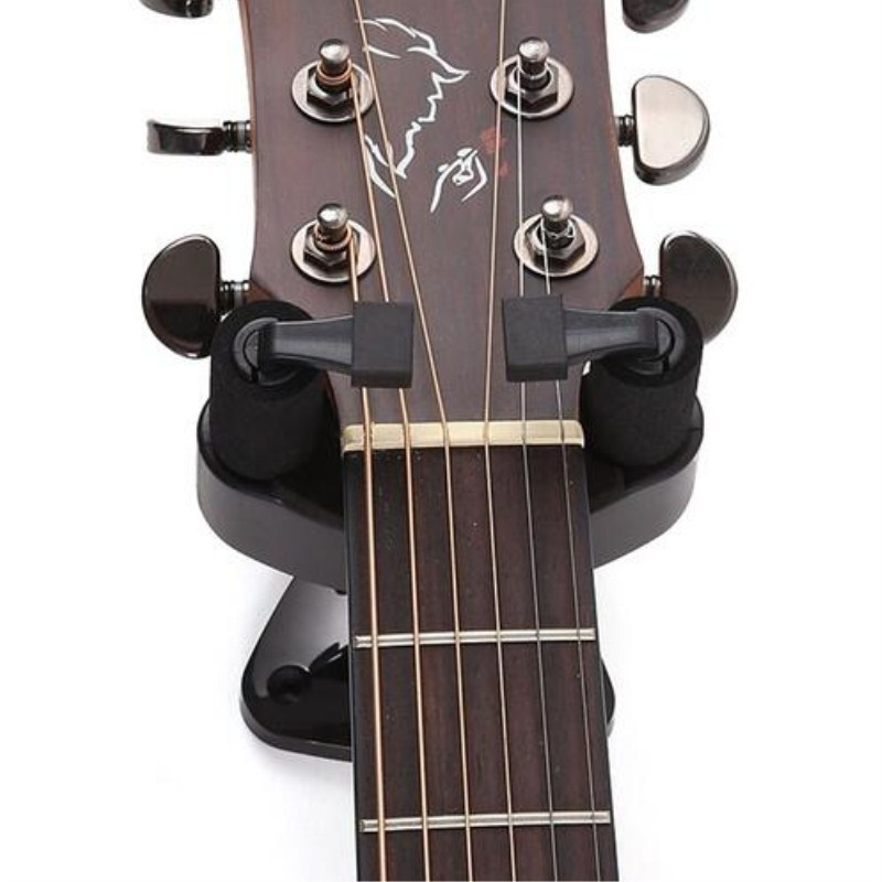 Guitar Wall Mount Stand Hook Fits Most Bass Accessories