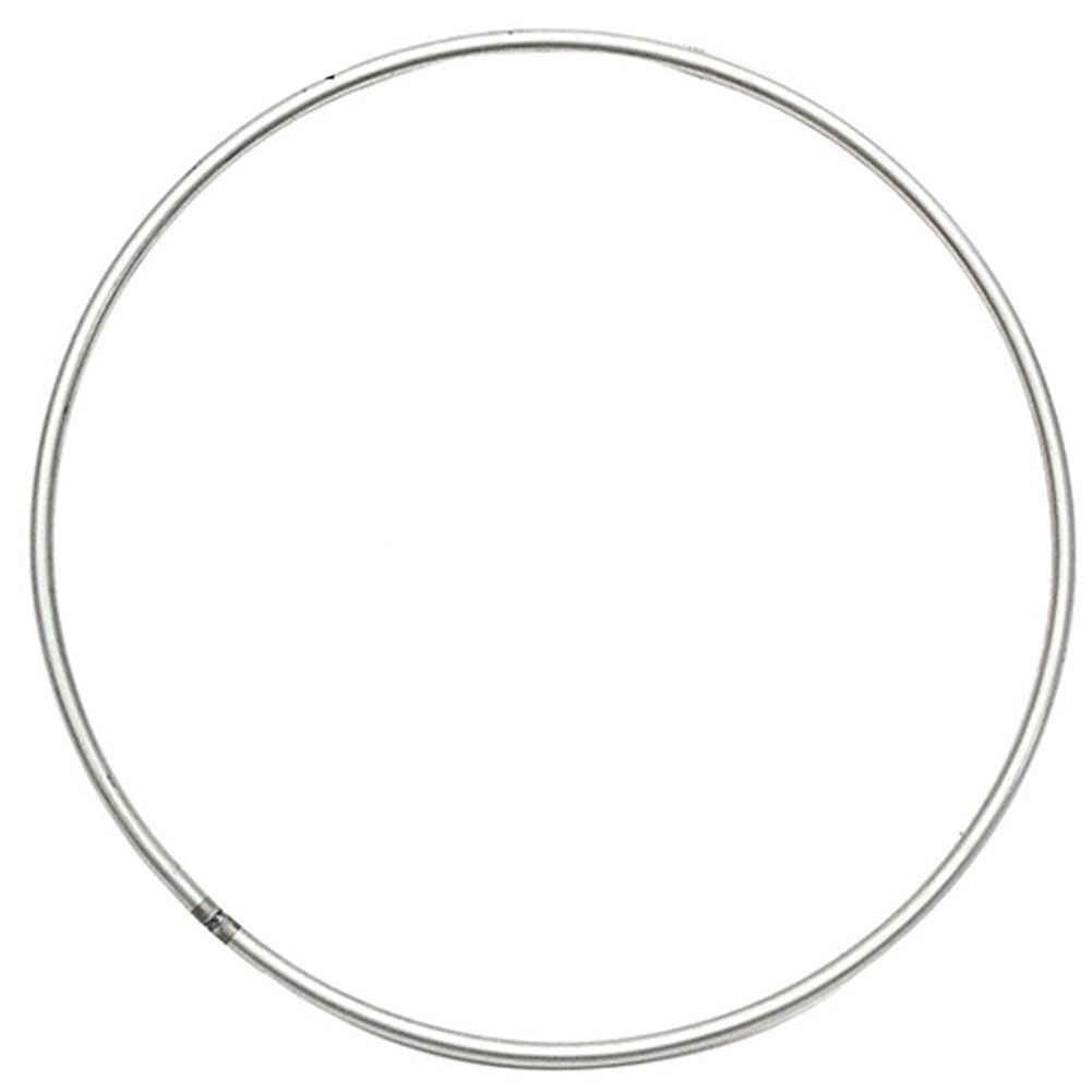 DIY Dream Catcher แหวนโลหะแหวนเหล็กตกแต่งบ้านอุปกรณ์เสริมทนทานตกแต่ง Prop เหล็กแหวน Hoop Craft Handmade เชื่อม