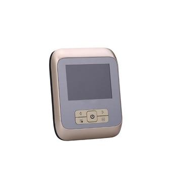SF530 Video-Eye Home Wireless Doorbell Security Door Bell  Electronic Cat'S Eye Smart Zinc Alloy Cat'S Eye Cat Eye Door Bell
