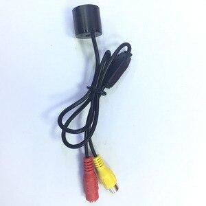 Image 5 - Wodoodporny 940nm IR night vision mini 3.7mm obiektyw otworkowy micro CCTV kamera kolorowa do systemu wideo HD DVR