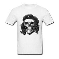 Male Che Guevara Shirt Discount Crew Neck Awesome Shirt Designs Latest O Neck Teenage Shirt