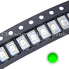 500pcs SMD LED Diodes 5730 5630 Diode Assortment Diodo Kit Emerald-green / RED White Blue Yellow 100PCS Each