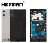 Housing for Sony XZ F8331 F8332 LCD Screen Middle Front Frame Bezel Holder Frame Back Cover Battery Case door