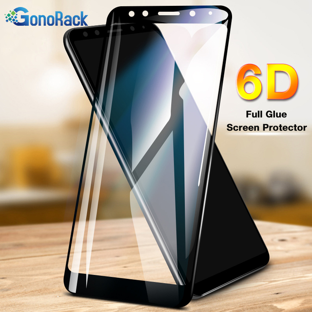 66b559149 GonoRack 6D Full Cover Screen Protector For Xiaomi Redmi 4X 4 Pro Tempered  Glass For Redmi Note 4X 5A 5 Plus Global Version