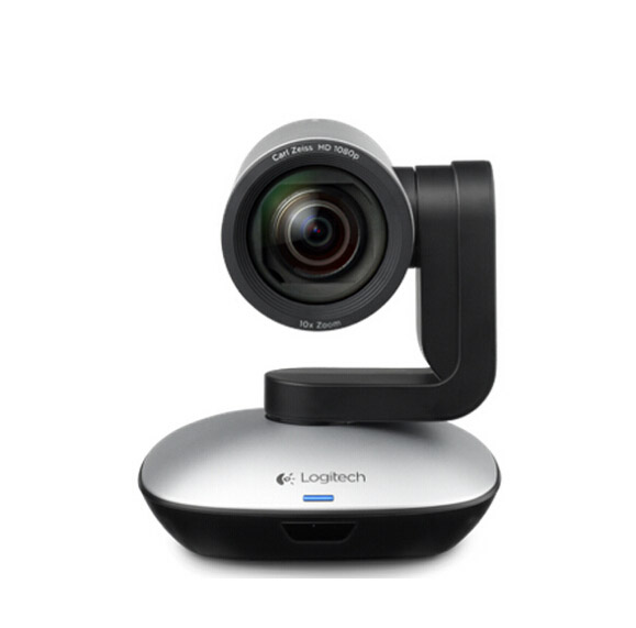 100% Logitech Cam CC3000e Webcam 1080p All-In-One HD Video Audio Conferencing System