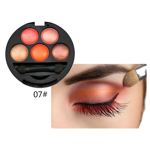 07 Peach Makeup