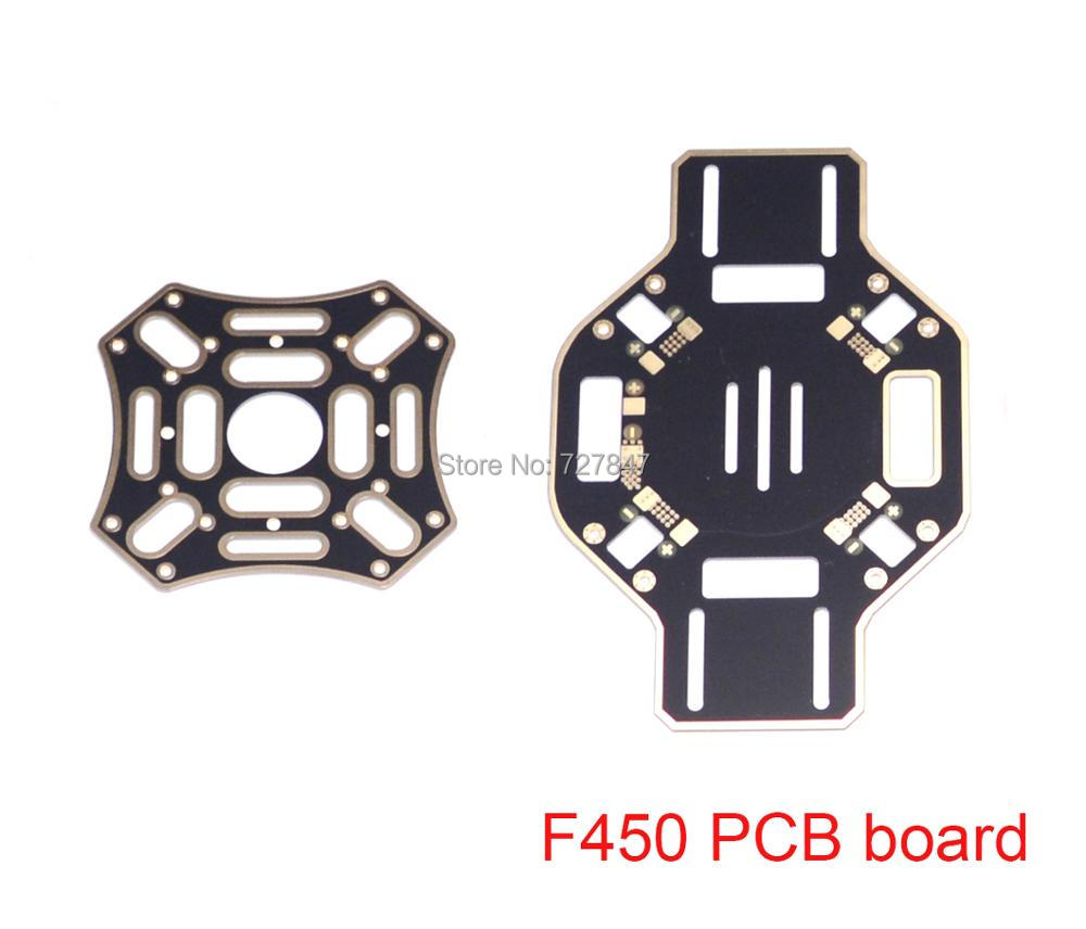 High quality F450 Quadcopter Replacement Accessories Main Frame Board Centre Plate