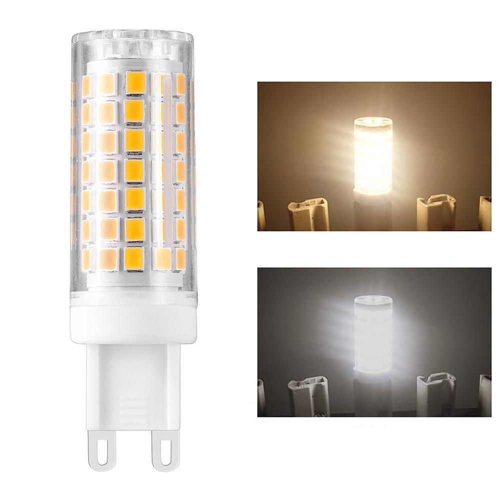KAIGELIN G9 LED Bulb without Ficker AC220V 88LEDS 2835SMD 6W LED Bulb Dropship 6.21