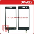 "Brand New High Quality 4.5"" For Fly IQ4403 Touch Screen Digitizer Sensor Front Glass Lens Black, Tracking code + Free shipping"