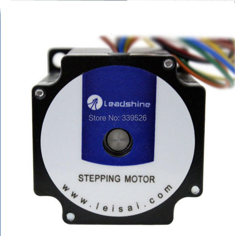 Septer leadshine Motor 573s09 driver 3nd583 3phase 0.9nm for x axis of co2 laser engraving and cutting   machine leadshine 2 phase stepping motor drive ma860h for laser engraving cutting machine stepper motor driver
